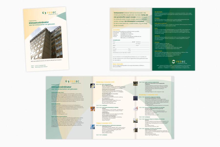FedEC | Identiteit en productbrochure