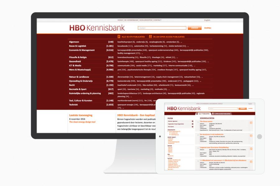 HBO Kennisbank | Website