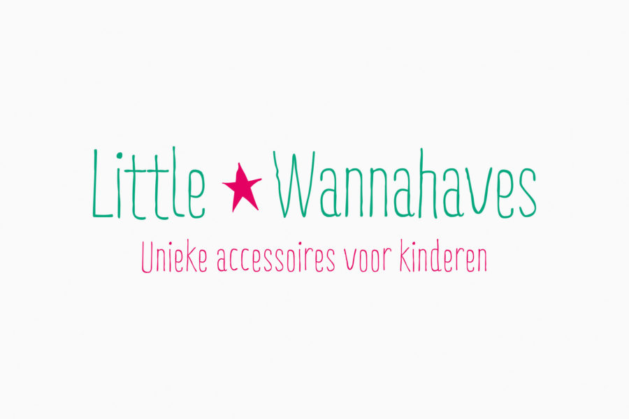 Little Wannahaves | Identiteit en logo