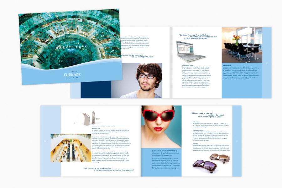 Optitrade Retailgroep | Identiteit en jaarverslag