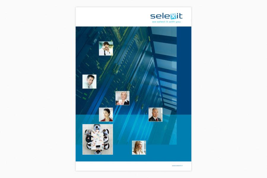 SelexIT | Identiteit en brochure