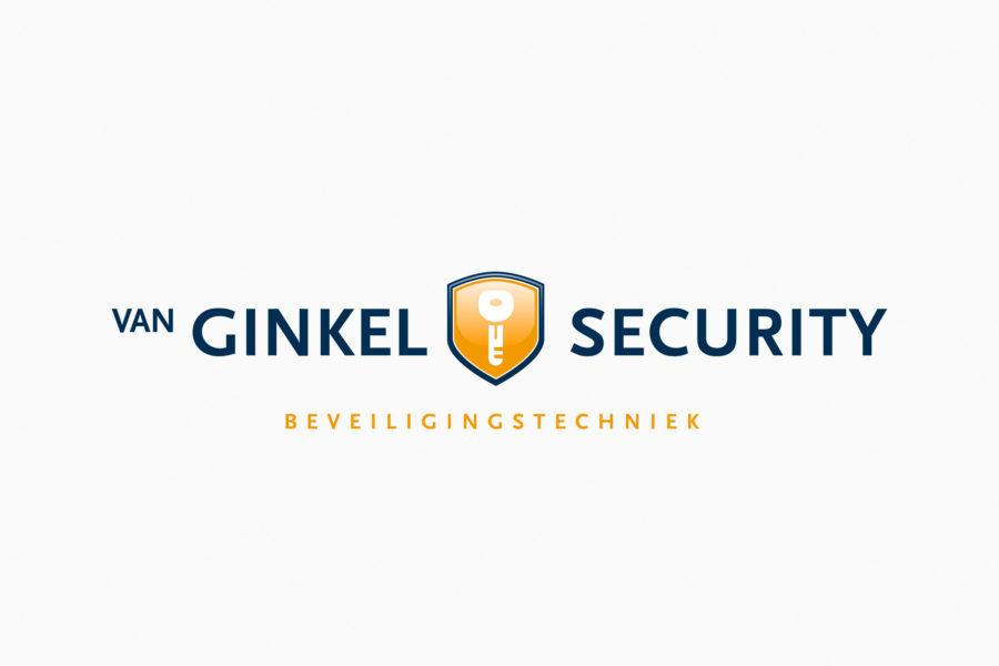 Van Ginkel Security | Identiteit en logo