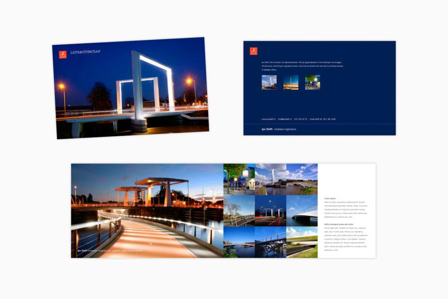 ipv Delft | Huisstijl advies